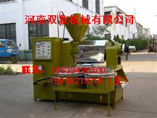 双象6YL-130型螺旋榨油一体机